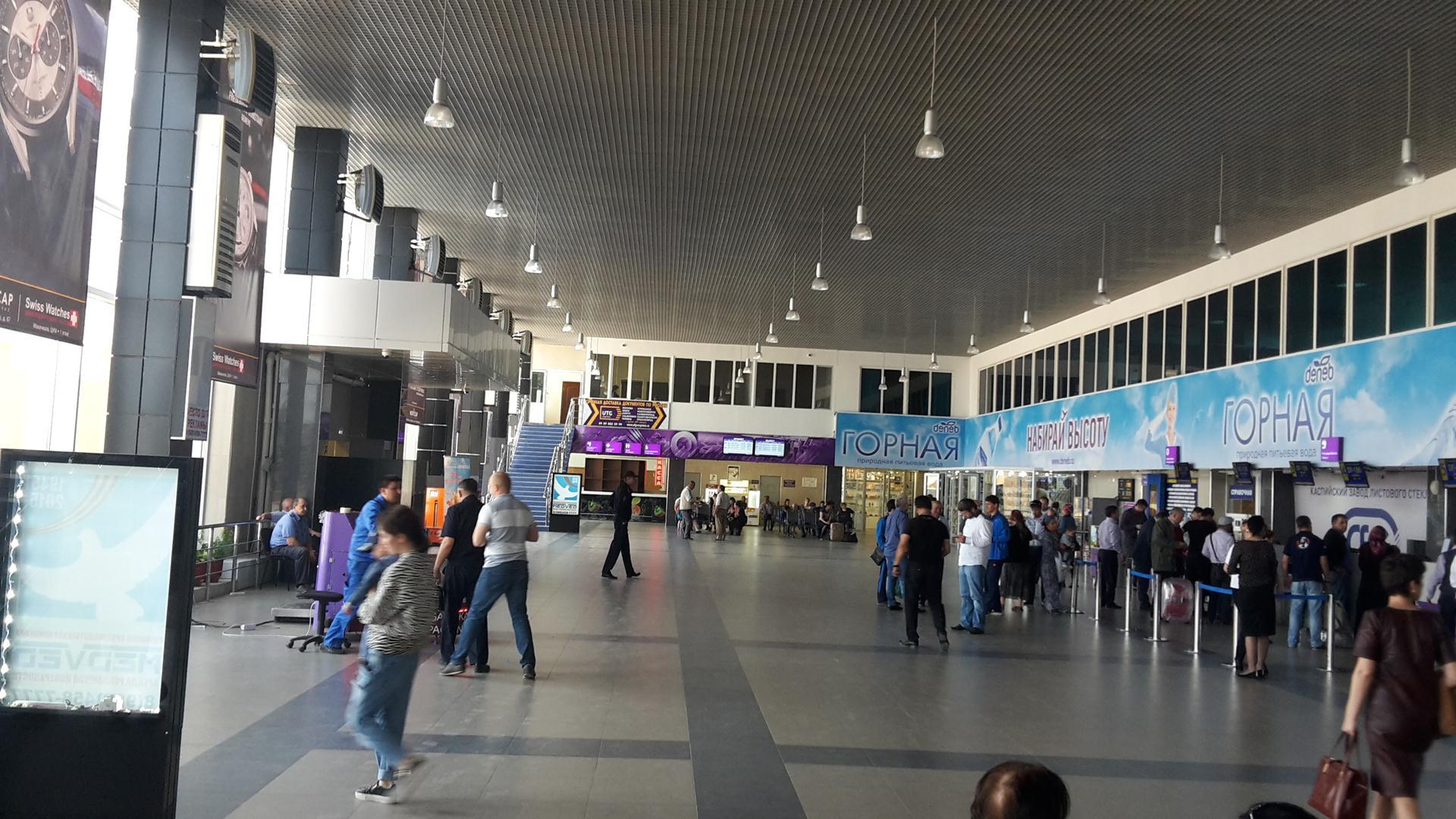махачкала аэропорт фото
